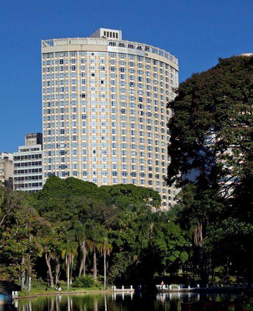 BH Othon Palace hotel vai a leilão em lance mínimo de R$ 30 milhões