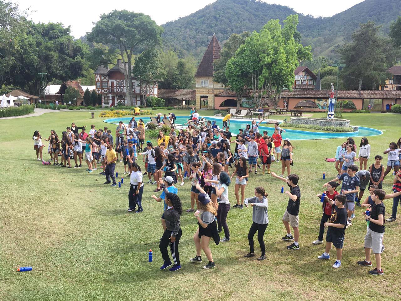 Le Canton oferece programa de férias para crianças