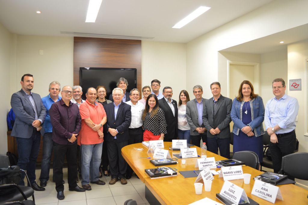 ABAV Nacional realiza primeira reunião da nova diretoria
