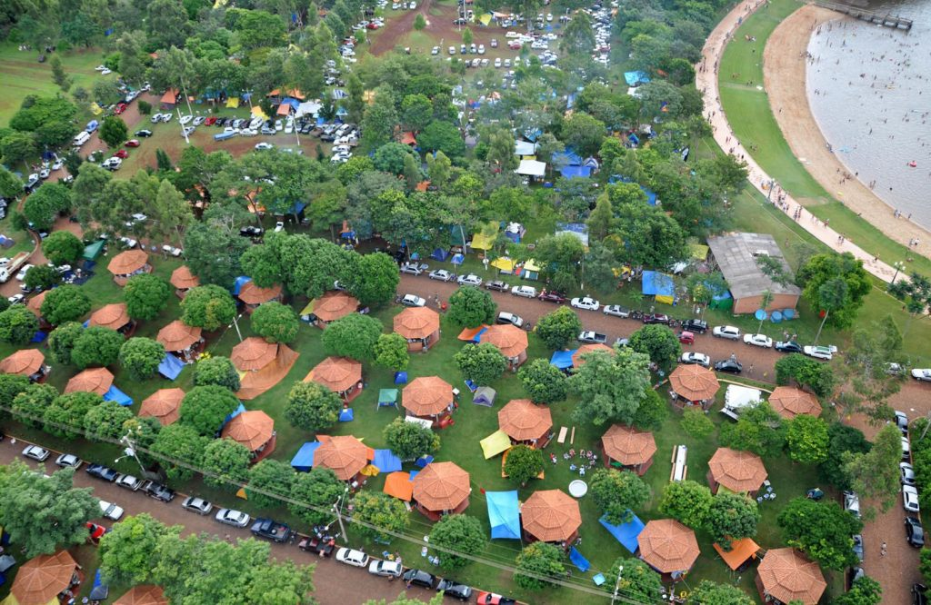 Itaipu Binacional apresenta plano para revitalizar prainhas Lindeiras (PR)
