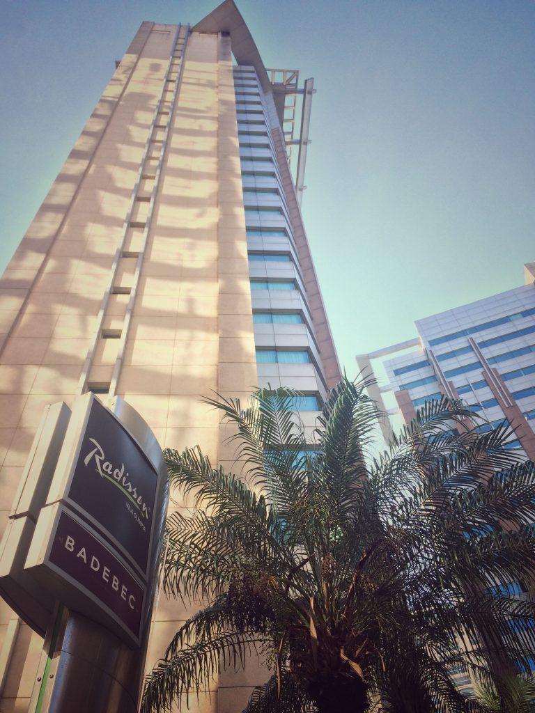 Hotel Radisson Vila Olímpia (SP) tem incremento de 10% em diária média de 2017