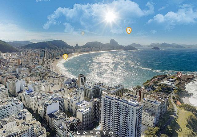 Ocupação hoteleira do Rio de janeiro já está com 58% de reservas confirmadas para o réveillon