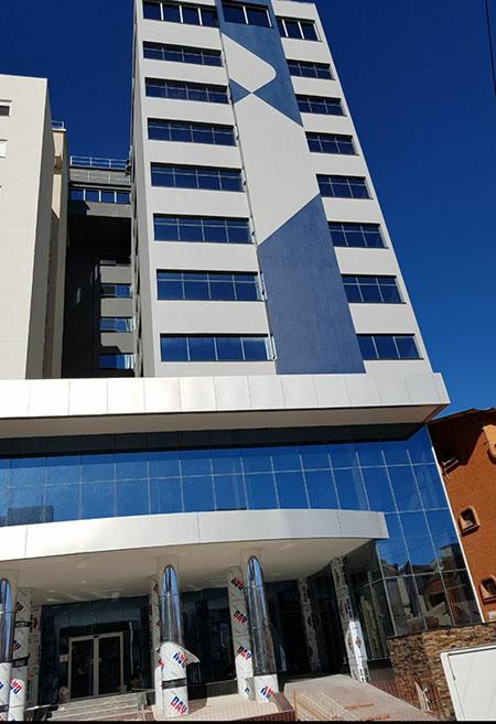 Blue Open Hotel entrará em operação em breve em Erechim (RS)