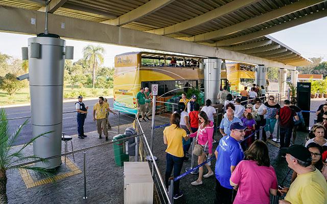 Itaipu Binacional bate recorde de visitação no Carnaval