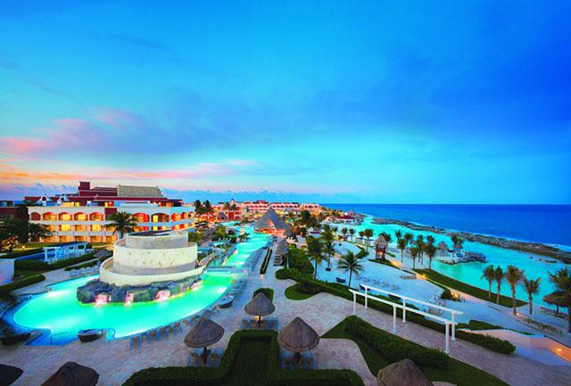 Hotéis Hard Rock Hotel no México conquistaram Traveller's Choice