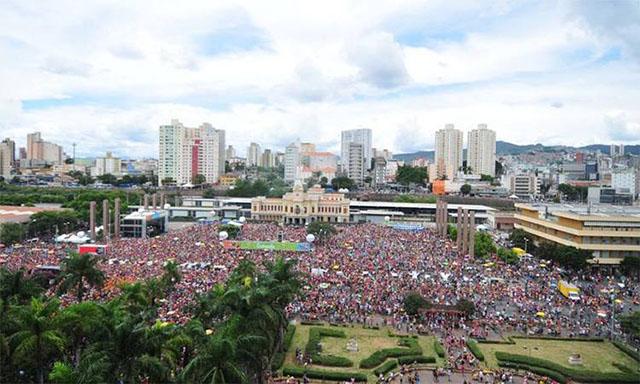 Ocupação hoteleira no Brasil ficou acima da expectativa durante o Carnaval 2018