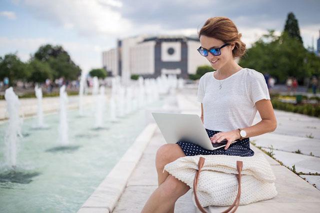 Brasileiros são os que mais estendem viagens a trabalho para fazer turismo