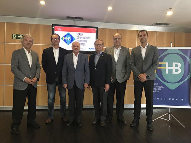Alexandre Gehlen é o novo Presidente do FOHB para o triênio 2018/2021