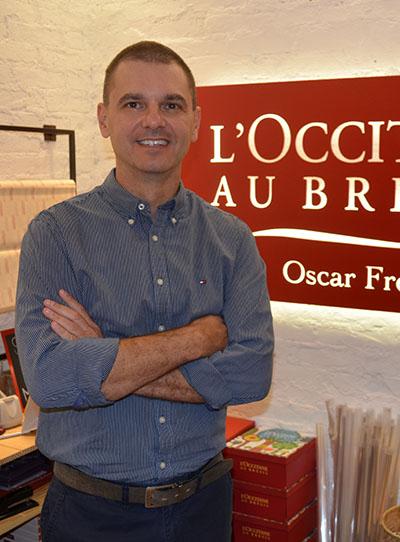 Luiz Roberto Magrin Filho: Espírito empreendedor e inovador