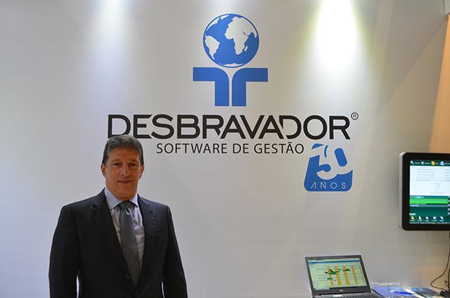 Desbravador destaca software para A&B no 3º SIRHA São Paulo