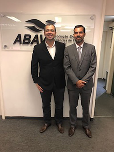 ABAV/SP contrata novo Gerente Executivo