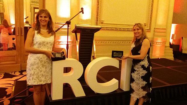 RCI reúne funcionários no Uruguai para homenagem