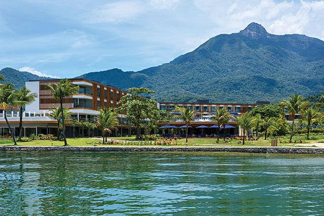 Hotel Fasano Angra dos Reis entrou em operação