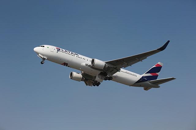 Latam registra 74 milhões de passageiros em salto histórico desde associação entre LAN e TAM