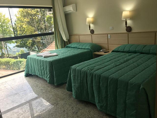 Castelo Nacional Inn Campos do Jordão possui novos apartamentos