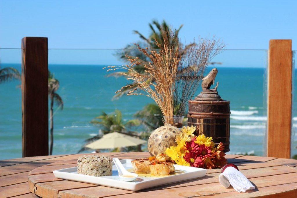 Resort Carmel Charme (CE) recebe chef francês em jantar especial