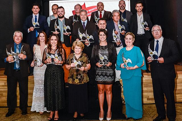 Ganhadores do Prêmio Top Tur 2017