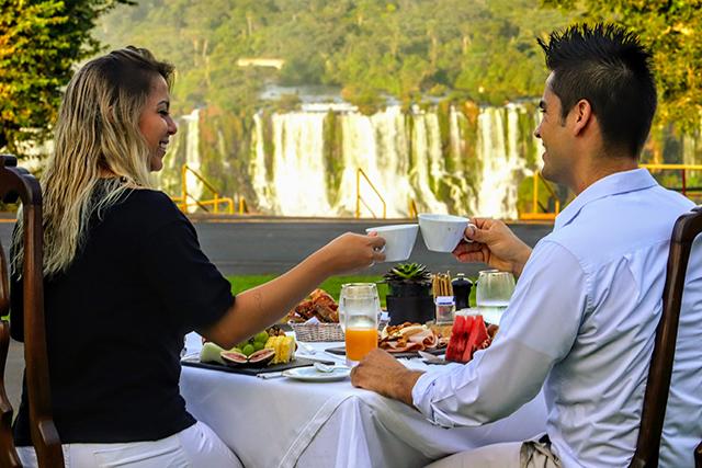 Belmond Hotel das Cataratas oferece serviços para não hóspedes