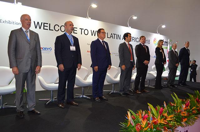 WTM Latin America tem inicio no Expo Center Norte