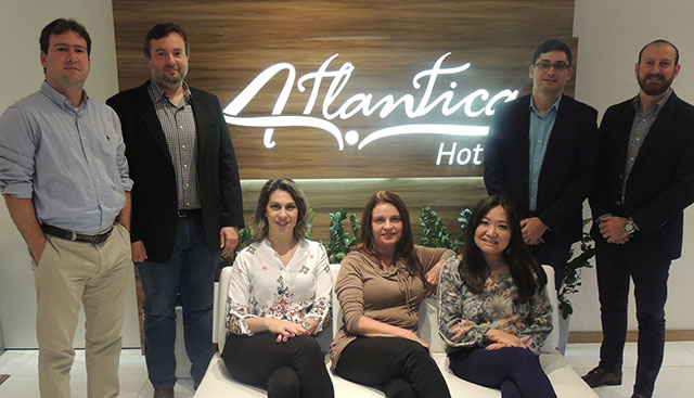 Atlantica Hotels apresenta nova estrutura do departamento de operações
