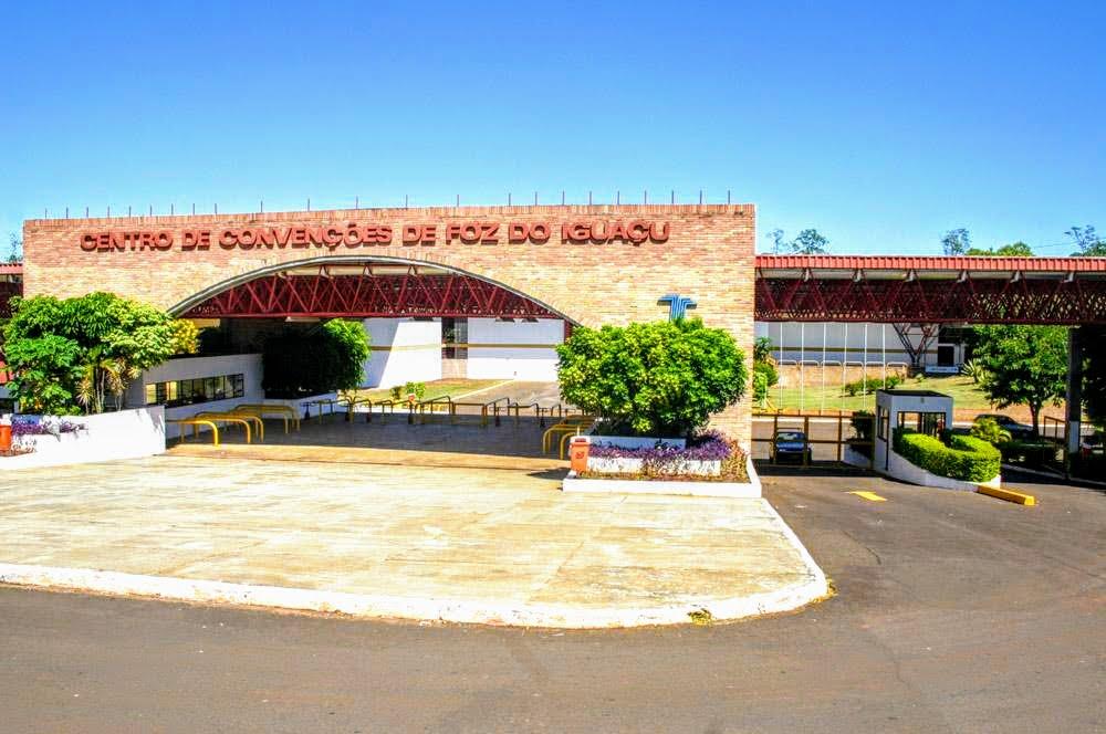 Centro de Convenções de Foz do Iguaçu será concedido para iniciativa privada