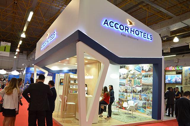 AccorHotels destaca unidades do RJ durante WTM Latin America 2018