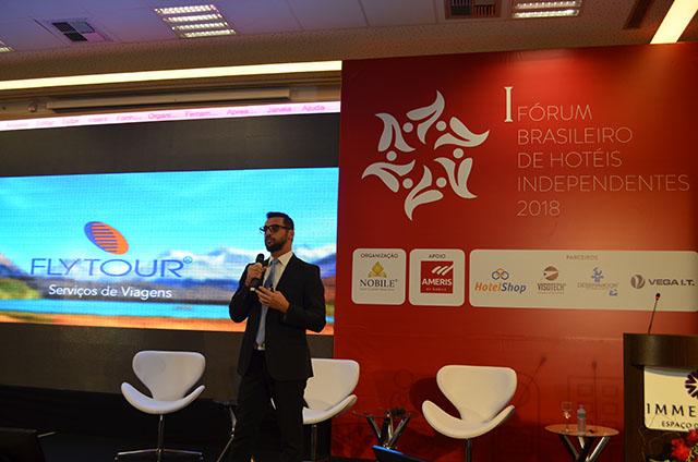 Diretor da Flytour apresenta estratégias para potencializar negócios de viagens corporativas