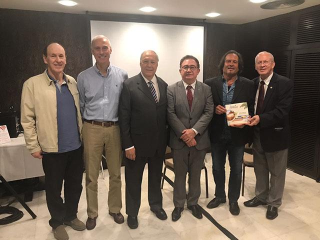Presidente da ABIH Nacional visita Porto Alegre (RS) para apresentar o CONOTEL