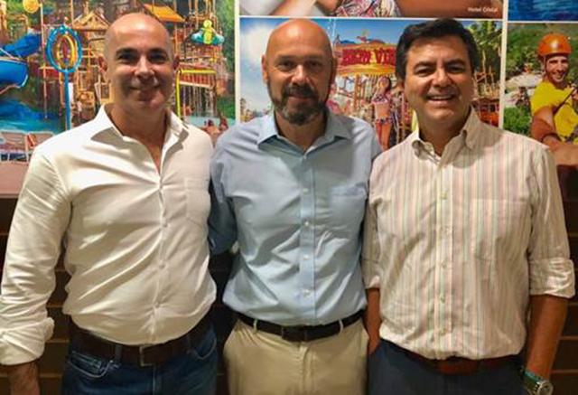 Grupo Rio Quente promove mudanças nas diretorias de Marketing e Operações