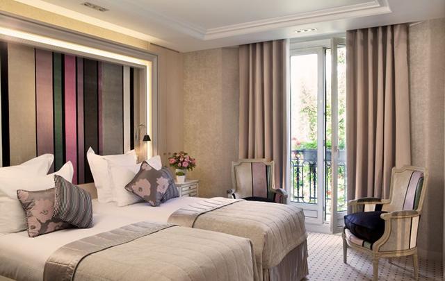 Madison Hotel é reformado e reabre em Paris
