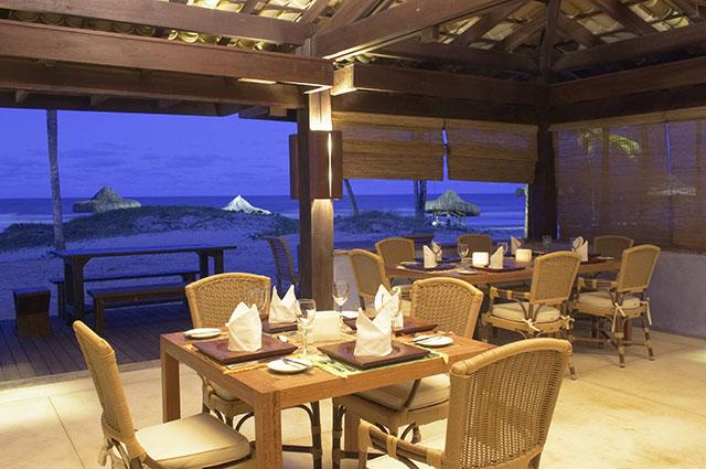 O Transamerica Resort Comandatuba oferece novos espaços gastronômicos
