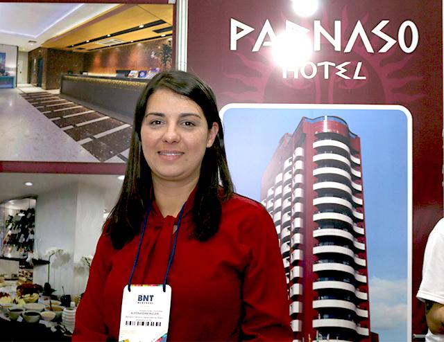 Parnaso Hotel (SC) leva marca e renovações para BNT Mercosul