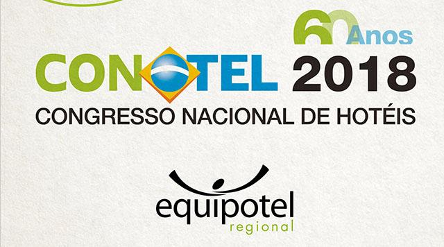 Começa hoje a Equipotel Regional e o Conotel 2018