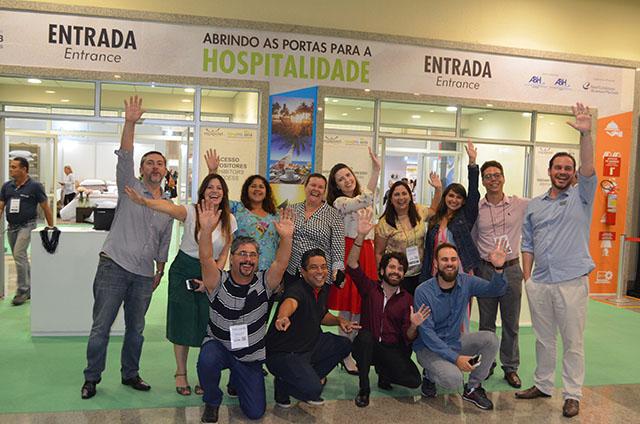 Expositores elogiam a participação na feira Equipotel Regional