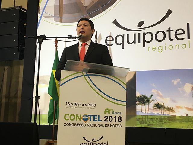 Ministro do Trabalho fala sobre impacto da reforma trabalhista na hotelaria
