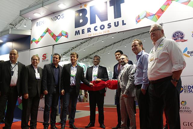 24ª BNT Mercosul tem início em Itajaí (SC)