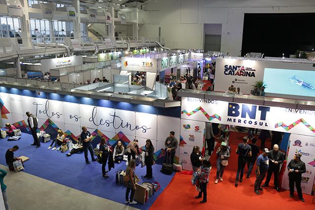 BNT Mercosul recebe 5,4 mil participantes na 24ª edição