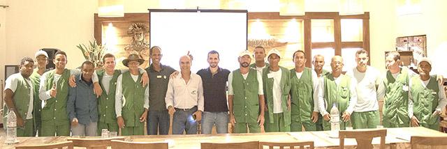 La Torre Resort investe em capacitação de seus colaboradores