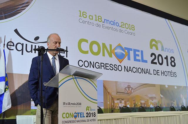 """Conotel: """"Desafios Sócio-Econômicos e Turismo Receptivo"""" é tema de Palestra Magna"""
