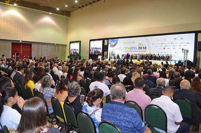 Conotel 2018 tem início em Fortaleza (CE)