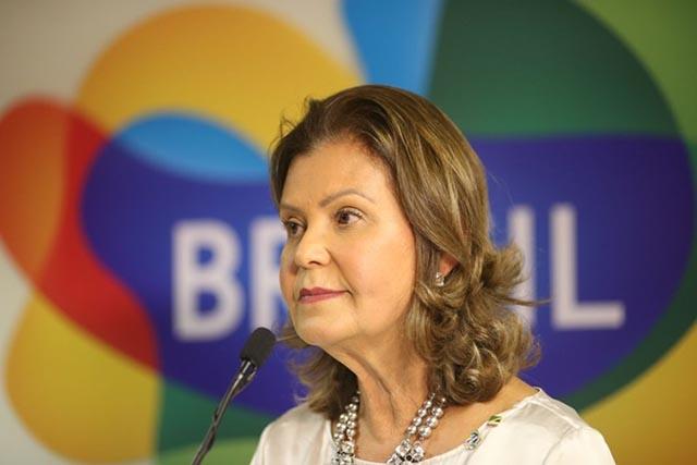 Teté Bezerra assumiu a presidência da EMBRATUR