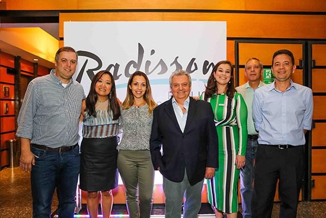 Radisson Paulista promove festa de inauguração