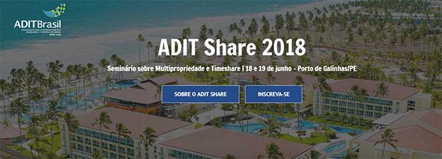 ADIT Share 2018 definiu grade de programação