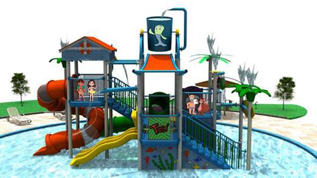 Tauá Hotel & Convention Atibaia terá novo brinquedo aquático