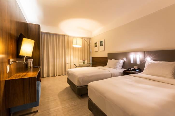 Bugan hotel by Atlantica Recife substituirá Courtyard by Marriott Recife Boa Viagem
