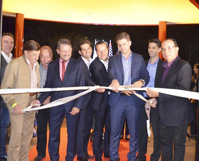 Royal Star Thermas Resort é inaugurado oficialmente em Olímpia (SP)