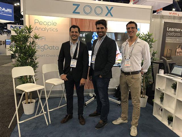 Zoox se torna membro da Associação Internacional Hoteleira HTNG