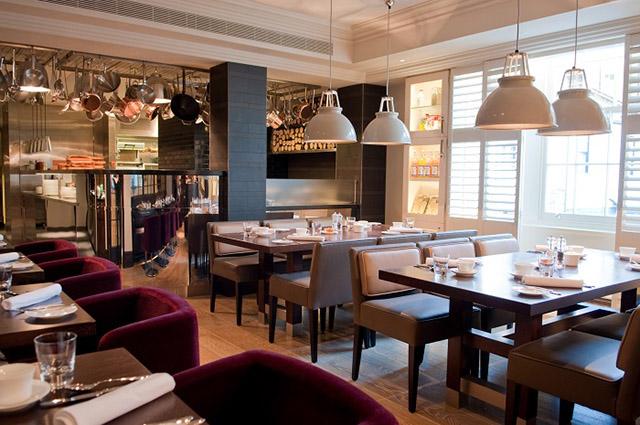 Hotéis de luxo na Europa oferecem experiências gastronômicas
