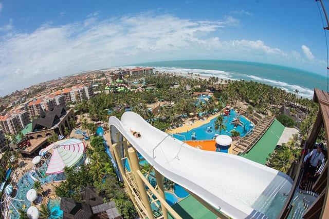 Resorts do Beach Park recebem certificação da RCI