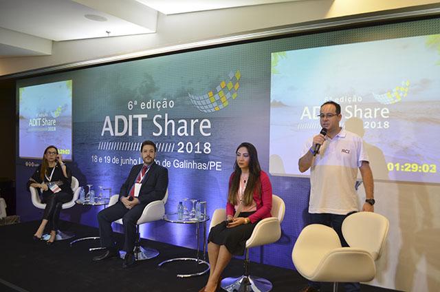 ADIT Share 2018 debateu Soluções jurídicas da propriedade compartilhada